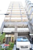 学研都市線<片町線>・JR東西線/大阪天満宮駅 徒歩2分 10階 築4年の外観