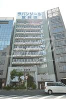 大阪メトロ御堂筋線/大国町駅 徒歩5分 2階 築29年の外観