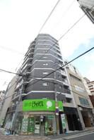大阪メトロ御堂筋線/なんば駅 徒歩12分 3階 築7年の外観