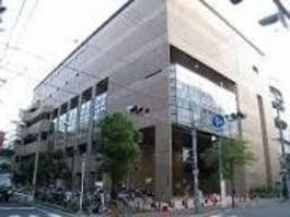 大阪市立島之内図書館