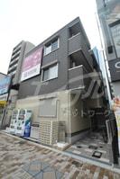 学研都市線<片町線>・JR東西線/大阪城北詰駅 徒歩1分 2階 築4年の外観