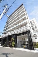 阪急宝塚線/中津駅 徒歩2分 9階 築浅の外観