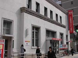 三菱東京UFJ銀行天満支店