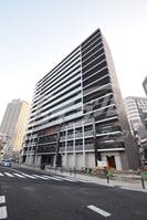 大阪メトロ谷町線/南森町駅 徒歩10分 10階 建築中の外観