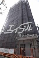大阪メトロ今里筋線/太子橋今市駅 徒歩1分 7階 建築中の外観