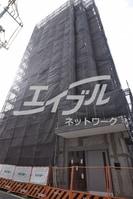 大阪メトロ今里筋線/太子橋今市駅 徒歩1分 8階 建築中の外観