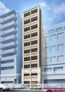 大阪メトロ堺筋線/堺筋本町駅 徒歩6分 10階 建築中の外観
