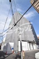 学研都市線<片町線>・JR東西線/放出駅 徒歩3分 9階 建築中の外観