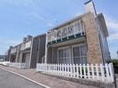 近鉄南大阪線/尺土駅 徒歩7分 1階 築21年の外観