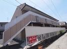 近鉄南大阪線/尺土駅 徒歩7分 1階 築32年の外観