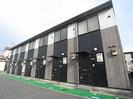 近鉄南大阪線/磐城駅 徒歩4分 1-2階 築17年の外観