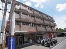 近鉄南大阪線/浮孔駅 徒歩9分 2階 築36年の外観