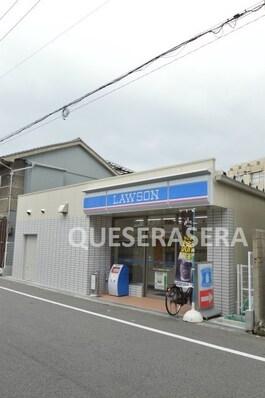 ローソンストア100都島中野町店