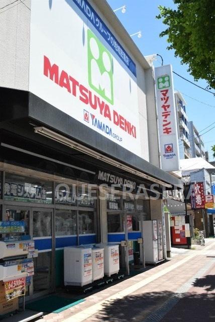 マツヤデンキ都島店(電気量販店/ホームセンター)まで944m※マツヤデンキ都島店