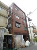 マンション富士の外観