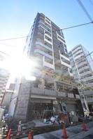 大阪環状線/京橋駅 徒歩1分 8階 築3年の外観
