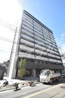 スワンズシティ大阪城ノースの外観