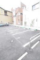 グランカリテ大阪城EASTの外観