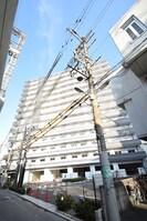 セレ二テ京橋クレアの外観