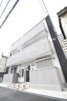 大阪メトロ今里筋線/蒲生四丁目駅 徒歩7分 2階 建築中の外観
