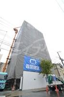 大阪環状線/桜ノ宮駅 徒歩5分 2階 建築中の外観
