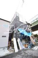 大阪メトロ谷町線/千林大宮駅 徒歩9分 1階 建築中の外観