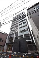 大阪メトロ谷町線/都島駅 徒歩8分 11階 建築中の外観