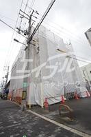 大阪メトロ長堀鶴見緑地線/門真南駅 徒歩10分 3階 建築中の外観