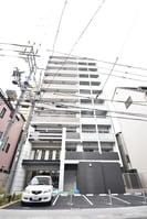 大阪メトロ谷町線/都島駅 徒歩7分 10階 1年未満の外観