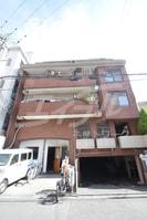 大阪メトロ今里筋線/太子橋今市駅 徒歩7分 5階 築36年の外観