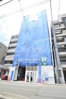 大阪環状線/森ノ宮駅 徒歩8分 3階 建築中の外観