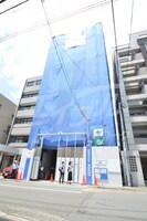 大阪環状線/森ノ宮駅 徒歩8分 5階 建築中の外観