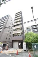 学研都市線<片町線>・JR東西線/大阪城北詰駅 徒歩2分 3階 築浅の外観