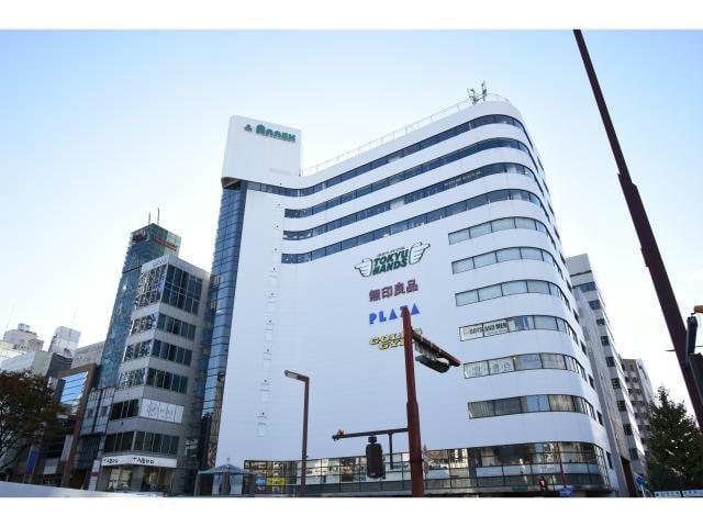 東急ハンズANNEX店(電気量販店/ホームセンター)まで1044m
