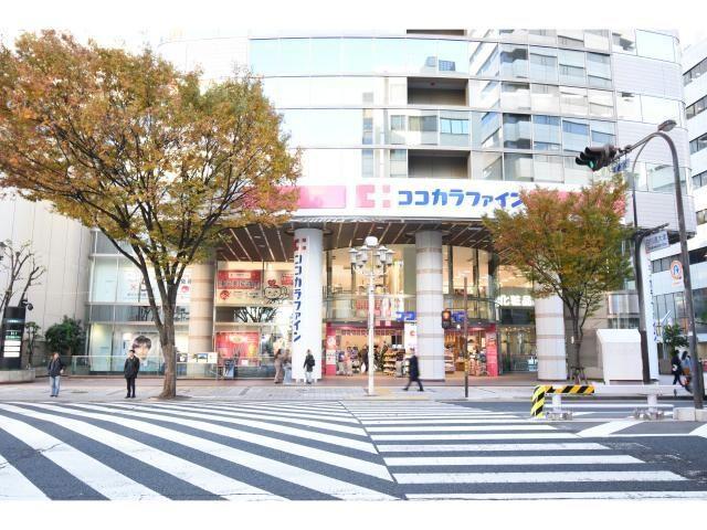 ココカラファイン栄大津通店(ドラッグストア)まで637m