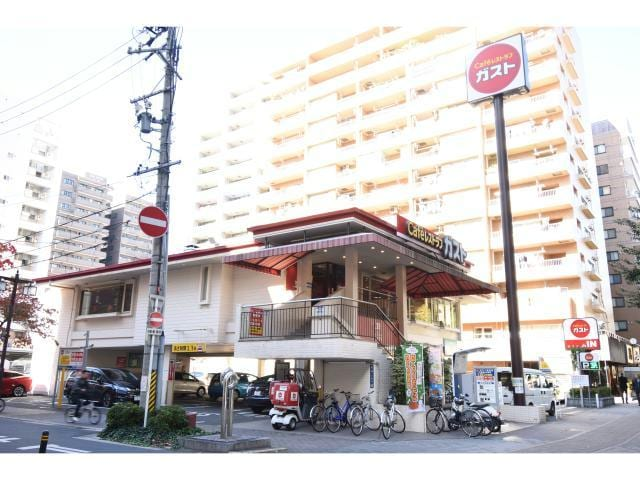 ガスト高岳店(その他飲食(ファミレスなど))まで264m