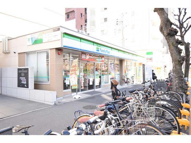 ファミリーマート葵店(コンビニ)まで1000m