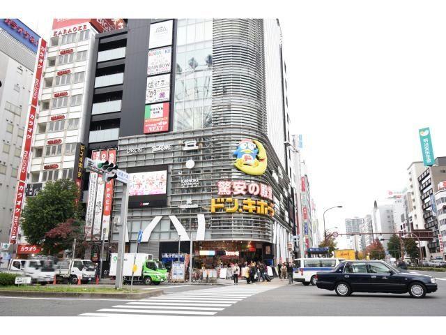 ドン・キホーテ名古屋栄店(ディスカウントショップ)まで1064m