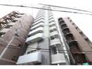 パークフラッツ野田阪神駅前の外観