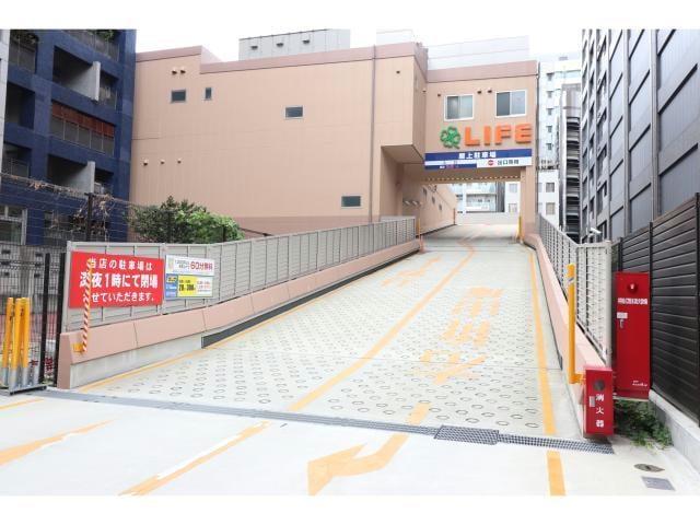 ライフ堺筋本町店(スーパー)まで338m
