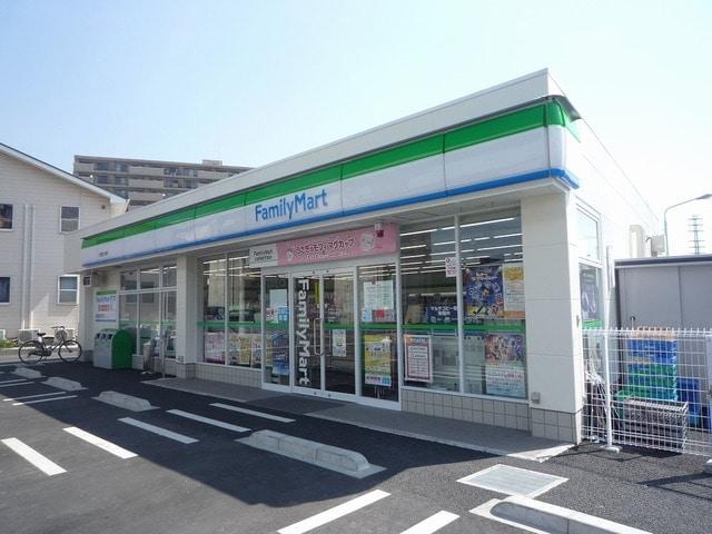 ファミリーマート久喜野久喜店(コンビニ)まで215m※ファミリーマート久喜野久喜店