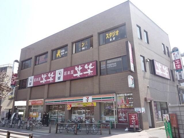 セブンイレブン久喜駅東口店(コンビニ)まで476m※セブンイレブン久喜駅東口店