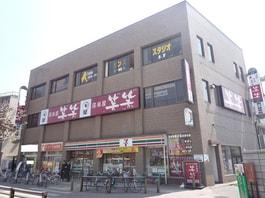 セブンイレブン久喜駅東口店