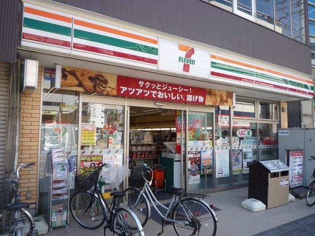 セブンイレブン久喜駅西口店(コンビニ)まで387m※セブンイレブン久喜駅西口店