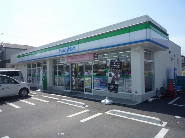 ファミリーマート久喜吉羽店(コンビニ)まで482m※ファミリーマート久喜吉羽店
