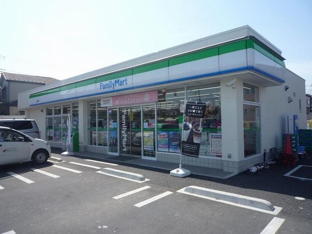 ファミリーマート久喜吉羽店(コンビニ)まで587m※ファミリーマート久喜吉羽店