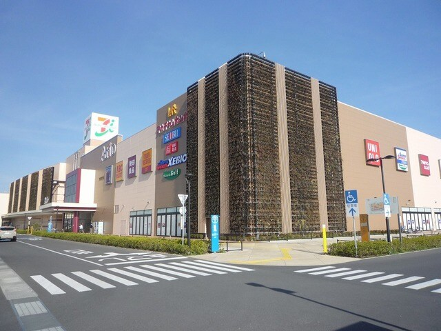ユニクロアリオ鷲宮店(ショッピングセンター/アウトレットモール)まで869m※ユニクロアリオ鷲宮店