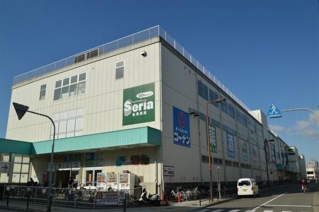 コーナン(電気量販店/ホームセンター)まで400m※コーナン