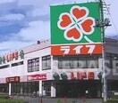 ライフ大国町店(スーパー)まで461m※ライフ大国町店