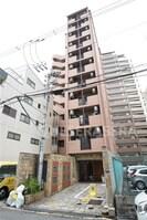 エステムコート大阪城南Ⅱの外観